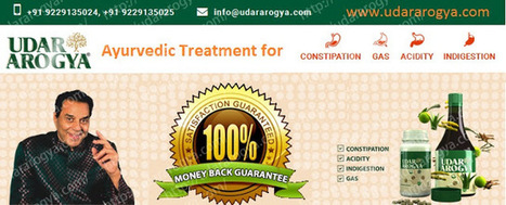 Ayurvedic acidity treatment , Ayurvedic Cure for S' in Udar