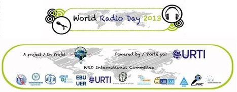 Official opening of the WORLD RADIO DAY 2013 platform | Radio 2.0 (En & Fr) | Scoop.it