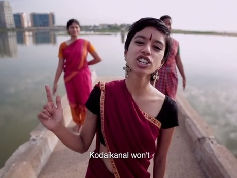 This 'Anaconda' Parody Calls Out Unilever For Polluting Indian Town | Greening the Media Ecosystem | Scoop.it