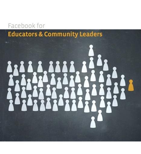 Descarga la guía de Facebook para educadores | Entre profes y recursos. | Scoop.it