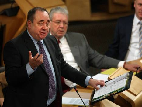 Radicals threaten Salmond and Scottish independence campaign - The Independent | My Scotland | Scoop.it