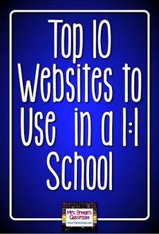 Top 10 Websites For 1:1 Schools | Common Core Resources for ELA Teachers | Scoop.it