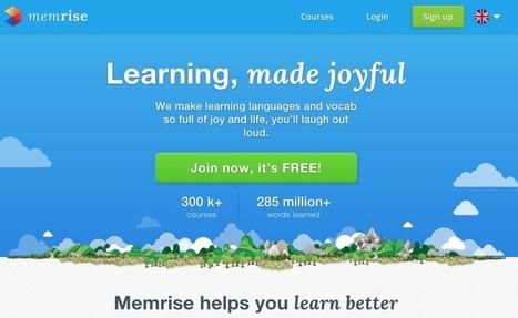 Les meilleurs sites pour apprendre une langue étrangère | Tice Fle, Ele | Scoop.it