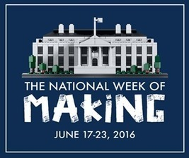 National Week of Making Coming Right Up! – @krissyvenosdale   Connected Learning   Scoop.it