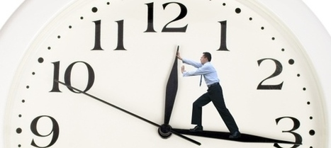 Efficient time-management skills | Small Business Advisor | Scoop.it