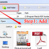 Take good use of A-PDF Number Pro