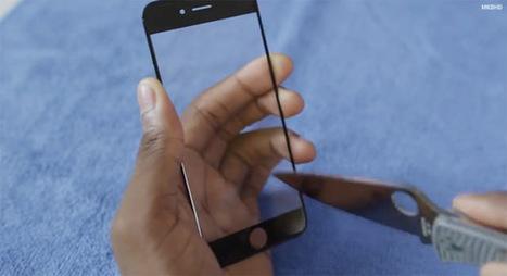 Démonstration de la résistance de l'écran de l'iPhone 6 | Smartphones&tablette infos | Scoop.it