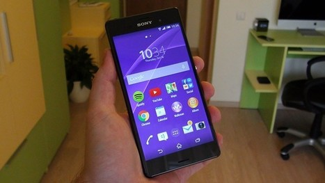 Xperia Z3' in Android News | Scoop it