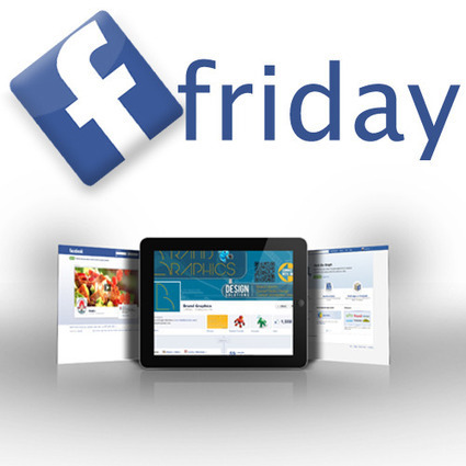 Facebook Friday: How to Make a Custom Timeline Tab | Brand Graphics | Sharing Is Caring | Scoop.it