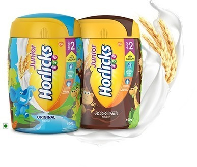 junior horlicks flavours