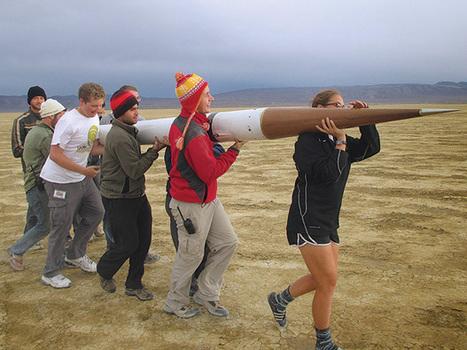 Young Rocketeers Reach for Space - IEEE Spectrum   Heron   Scoop.it
