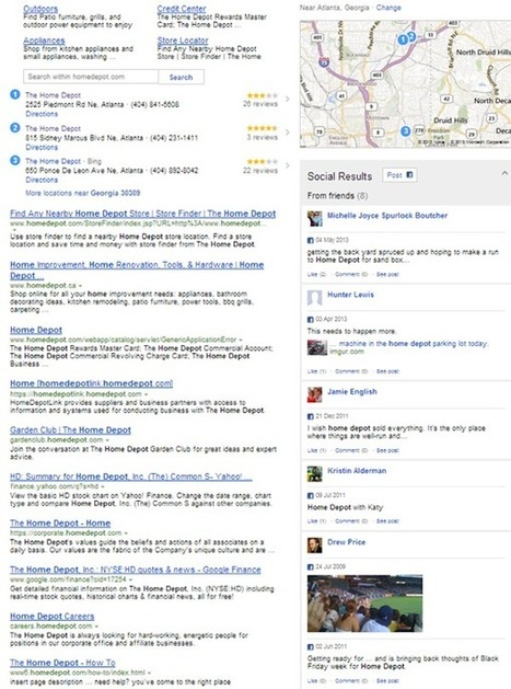 How to Dominate the Entire First Page of Bing | Branded Merchandising | Scoop.it