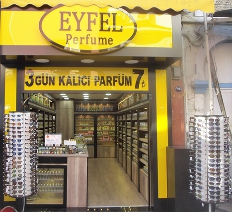 Eyfel Parfüm Kemeraltı Tarihi Cced
