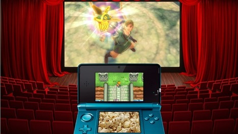 You Might Need Your 3DS If There's Ever A Legend of Zelda Movie | Narration transmedia | Scoop.it
