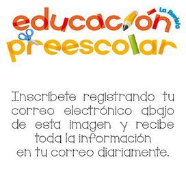 Manual de experimentos para preescolar PDF | Aula TAC | Scoop.it