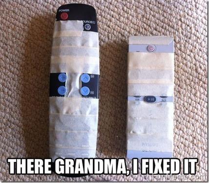 Funny Grandma Jokes