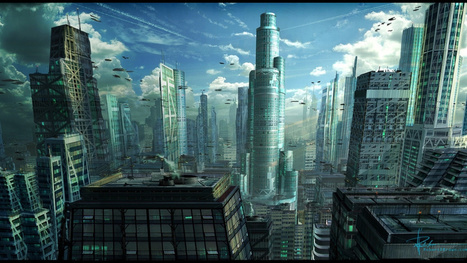 10 mindblowingly futuristic technologies that will appear by the 2030s | All Digital Goodness | Scoop.it