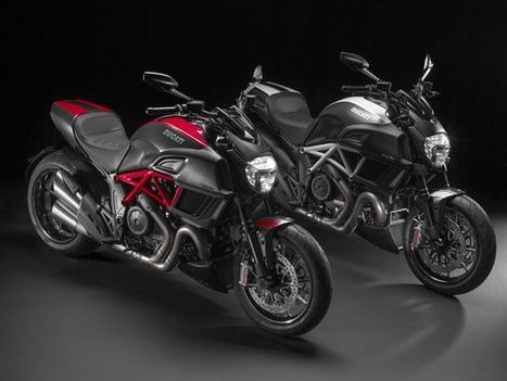 Ducati unveils its 'naked' Diavel motorcycle | Ductalk Ducati News | Scoop.it