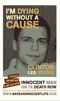 Clinton Young on Death Row - innocent on death row - abolish the death penalty | CIRCLE OF HOPE | Scoop.it