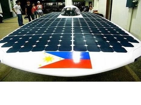 Philippines Solar Powered Car wins 3rd prize - Solarwiz | The Art and Science of Colour. | Scoop.it