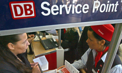 Deutsche Bahn ditches bad English for German - The Local - m.thelocal.de | German learning resources and ideas | Scoop.it