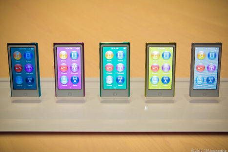 iPod Nano Review: The Best MP3 Player Ever, For Whatever That's Worth | Info hors face book et twitter | Scoop.it