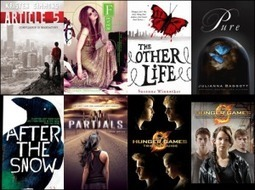 Upcoming Young Adult Dystopian & Post-Apocalyptic Titles « Pretty ... | Dystopian Fiction | Scoop.it