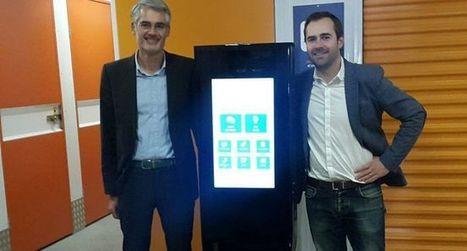 Wyca invente le premier robot mondial d'accueil du client | Une nouvelle civilisation de Robots | Scoop.it