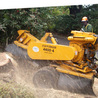 How a Stump Grinder Works