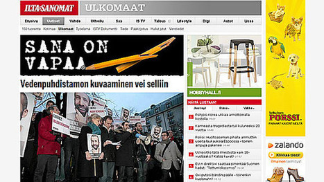 BBC - Blogs - College of Journalism - How journalist safety and freedom of speech made the headlines in Finland | ISLAMOPANIC | Scoop.it