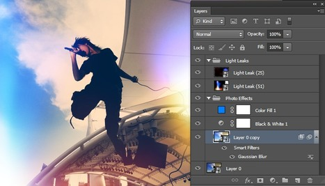 10 Important Nondestructive Editing Techniques for Photo Manipulators | Adobe Illustrator Tutorials | Scoop.it