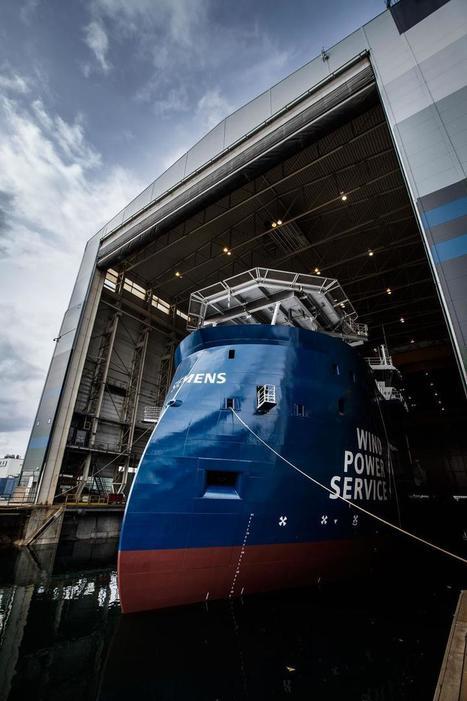 Lancement du premier X-Stern d'Ulstein | Eolien-Energies-marines | Scoop.it