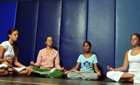 Mindfulness Training In Schools Can Help Relieve Teens' Stress | Innovation Leadership Play | Scoop.it