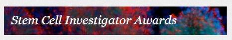 Stem Cell Investigator Awards | ALS | Scoop.it