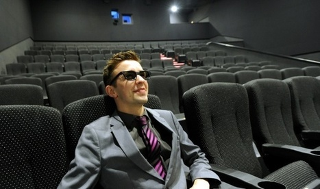 Curtain ready to rise at Gloucester Quays' new Cineworld 10-screen digital cinema - South West Business | Mad Cornish Projectionist News | Scoop.it