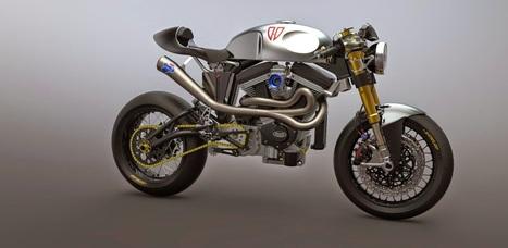 Buell Cafe Racer Conversion Kit – Idée d'image de moto