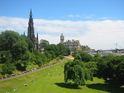 Capital parks awarded over half the Green Flag Awards in Scotland | Scottish independence referendum | Scoop.it