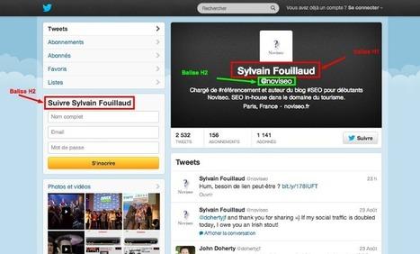 La stratégie SEO des réseaux sociaux   Alexandra Martin   Entrepreneurs du Web   Scoop.it