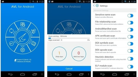 9 Best Android Apps for Antivirus and Security 2016 - | Anything Mobile | Scoop.it