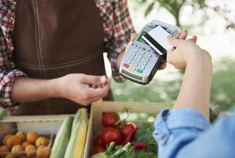 Le paiement sans contact gagne du terrain | Internet world | Scoop.it