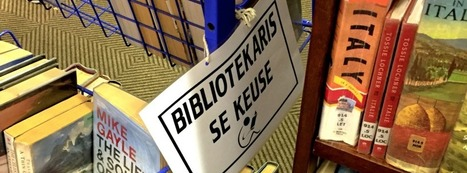 Te gast bij Stellenbosch University 14th Annual Library Symposium | trends in bibliotheken | Scoop.it