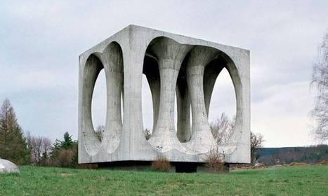 25 monuments oubliés totalement fascinants de l'ex-Yougoslavie | Christian Querou | Scoop.it