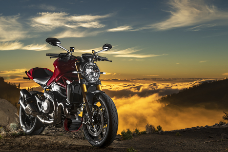 Monster 1200 Introduction Photo Gallery | Ductalk Ducati News | Scoop.it