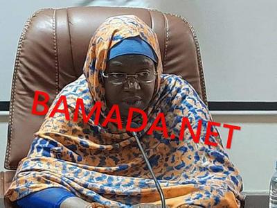 MALI / Bamada.net - Qui sont les nouveaux ministres?: le ministère de la Santé et du Développement Social Un poste taillé sur mesure pour Mme Diéminatou Sangaré