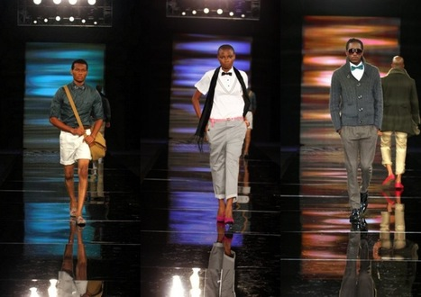 Global African Fashion Trends A/W 2011. | hautefashionafrica.com | Black Fashion Designers | Scoop.it