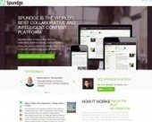 Spundge, outil de curation collaboratif | Community Management, statistiques web et mobiles | Scoop.it