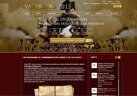 Waterloo 2015 | Festivals Celtiques et fêtes médiévales | Scoop.it