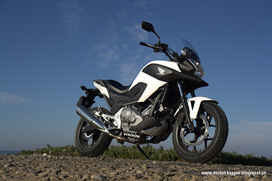 MOTOBLOGGER: Honda NC700X | Rogermotard | Scoop.it