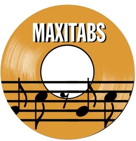 Maxitabs : Apprendre la guitare et partitions pour débutant | La Musique en Médiathèque et ailleurs | Scoop.it