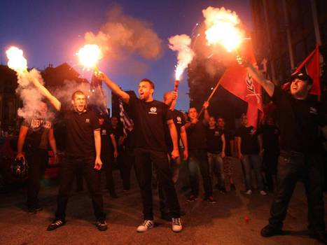 Greece's neo-fascists are on the rise... and now they're going into schools: How Golden Dawn is nurturing the next generation   History at BM   Scoop.it